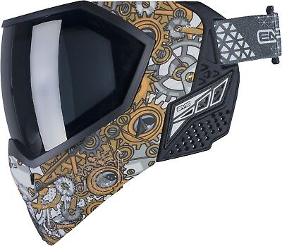Empire EVS Maske LE Steampunk Thermalmaske Paintball Airsoft Softair Goggle