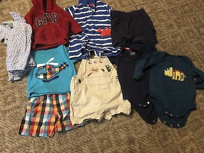 0-6 months baby boy clothes