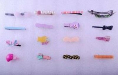 Gymboree girls hair clips bows accessories. Mixed Lot by 10 for $5 or wholesale