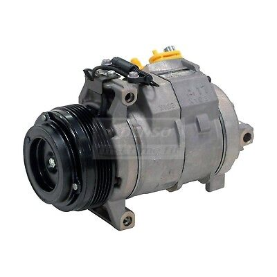 Denso 471-0266 New Compressor with Clutch