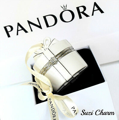PANDORA Ornament Limited Edition JARED 2018 Collectible Gift New in Box
