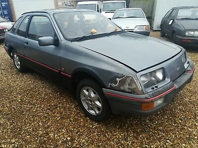 Ford Sierra XR4i - 1984 - 3 Door Hatch -  Dry Stored 18 Years - No Reserve
