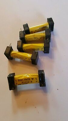 (NOS) ELEC-TROL  R5338-3 Reed Relay Lot x 10     SPST -NO