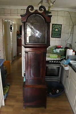 Late 18th, Early 19th Century Longcase (grandfather) clock case