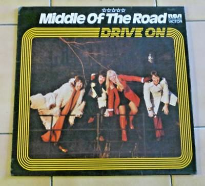 LP - Middle Of The Road - Drive On (RCA Victor - 10 400)