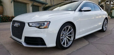 2013 Audi RS 5 RS 5 QUATTRO S TRONIC 2013 AUDI RS 5 QUATTRO S TRONIC ONE OWNER LOW MILE COUPE SUPERBLY MAINTAINED !