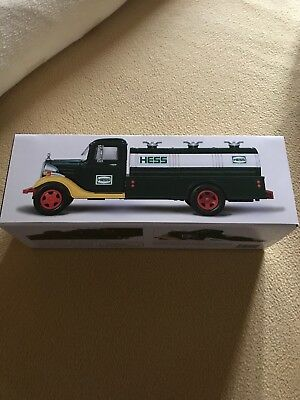 2018 Collector's Edition Hess Truck 85th Anniversary Limited Special Edition