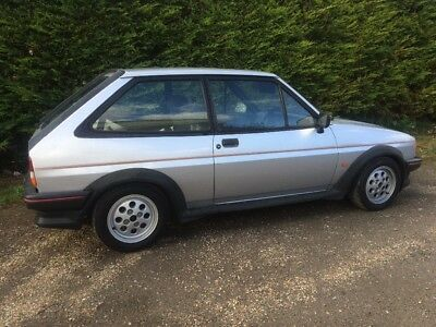 Ford fiesta mk2 xr2, years mot. 7 former owners, RELISTED TO TIME WASTER