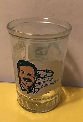 Dale Jarrett souvenir glass Bama Champion Driver Series no.3 of 6