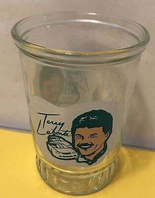 Terry Labonte souvenir glass Bama Champion Driver Series no.4 of 6