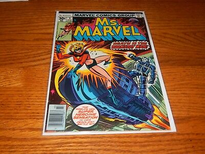 HIGH GRADE HOT HOT Ms. MARVEL #3 Movie Coming March 2019 VF+ or Better Condition