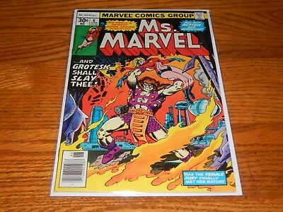 "HIGH GRADE HOT Ms. MARVEL #6 Movie March 2019 ""1st Frank Gianelli"" VF+ Or Better"