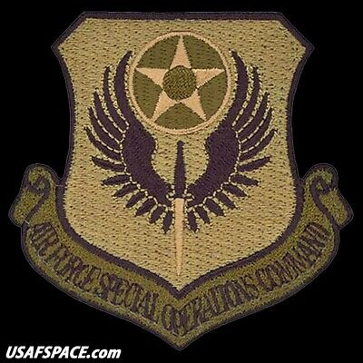 USAF AIR FORCE SPECIAL OPERATIONS COMMAND - AFSOC - ORIGINAL MultiCam VEL PATCH