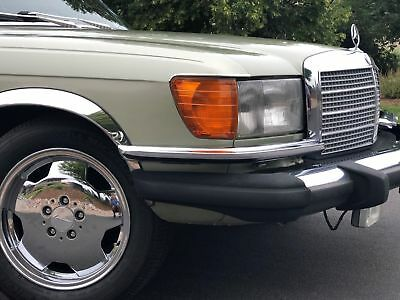 1975 Mercedes-Benz 400-Series 450 SEL