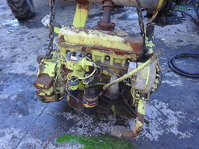 WHITE HERCULES G2300 Gas Engine COMPLETE! Ingersoll Compressor