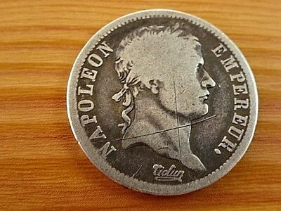 France 2 Silver Francs 1812 A Napoleon I Bonaparte 1804-1814 Very Rare Coin