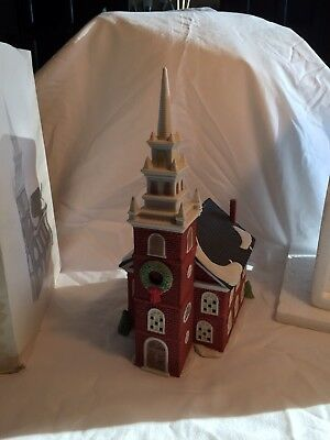 Department 56 OLD NORTH CHURCH Heritage Village Collection #5932-3