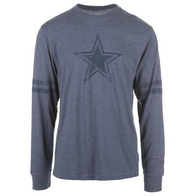 Dallas Cowboys NFL Men's Long-Sleeve Logo T-Shirt, Size XLarge, New with Tags