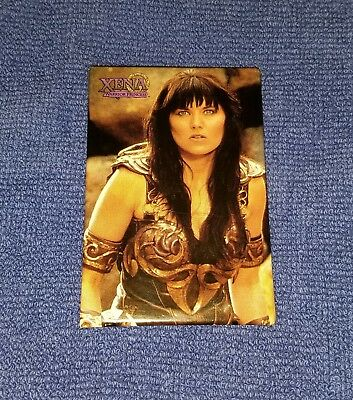 "Xena - Warrior Princess Magnet - 2"" x 3"" - Licensed by Universal Studios"