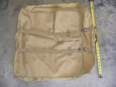 Vintage Collectible Military M3 Accessory Case
