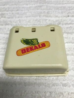 Vintage Dekalb Seed Dash Cash Coin Holder