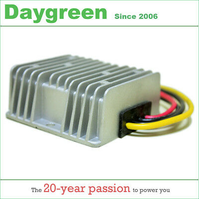 12V 24V 3A 5A 10A 20A 30A 40 50A DC DC Converter Step Up BOOST Voltage Regulator