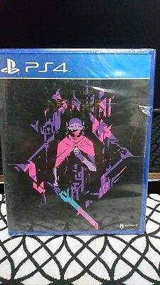 PS4 Spiel Hyper Light Drifter  region free Playstation4 New&Sealed sold out