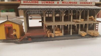 Model train buildings ho scale