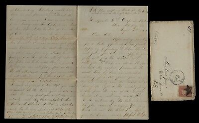 126th New York Infantry CIVIL WAR LETTER Huge Explosion at City Point Virginia!!