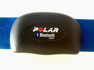 Polar H7 Bluetooth Heart Rate Monitor and Chest Strap