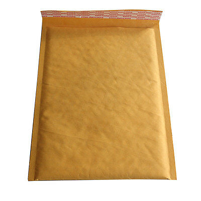 200*250+40mm Kraft Bubble Bag Padded  Envelopes Mailers  Pop Yellow Bags SU