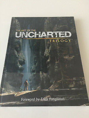 The Art of the Uncharted Trilogy NEU