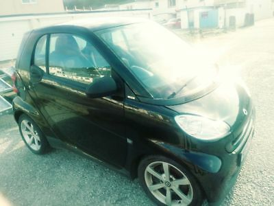 Smart Fortwo Coupe and Trailer!