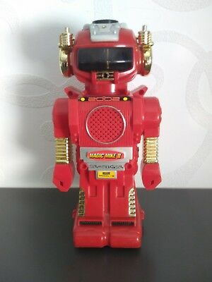 Magic Mike II Roboter New Bright 1984
