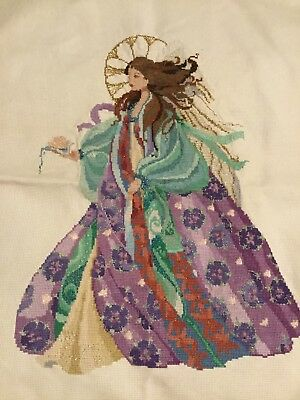 Finished Completed Angel Of The Sea Marbek Temporary Price Cut