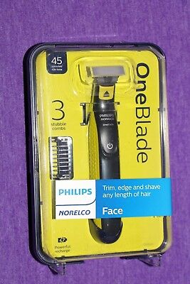 Philips Norelco Oneblade One Blade Face Trimmer Shaver Qp2520/70 New Sealed