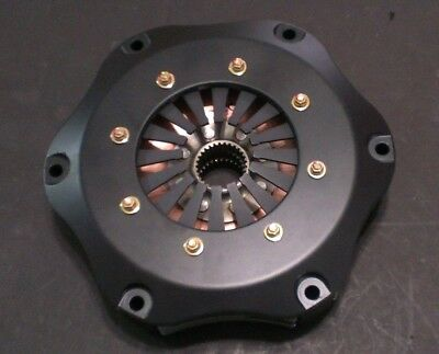 "Tilton  7.25"" 3 Disk Clutch  26  Spline  Racing Hot Rod Nascar"