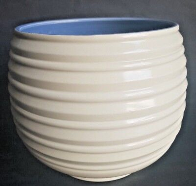 Vintage Poole Pottery Hand Thrown / Hand Turned Pot Shape 446,Jimmy Soper 1940's