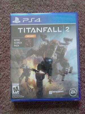 Ps4 Titanfall 2 brand new.