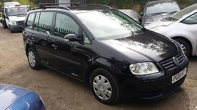 2005 Volkswagen Touran 1.6 FSI ( 7st ) S MOT STARTS AND DRIVES SPARES OR REPAIRS