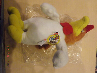 "12"" Foghorn Leghorn Plush Toy New 1971"