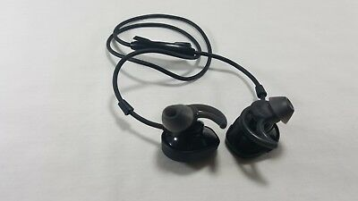 94251d478afaf8 Bose SoundSport In-Ear Headphones for Samsung/Android Devices Charcoal Used