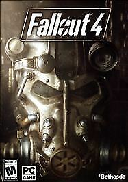 Fallout 4 (PC: Windows, 2015) (Steam Key) (Same day delivery)