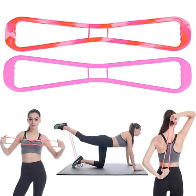 Workout Bands Resistance Booty Kit Belt Exercise Body Stretch Chest Expander