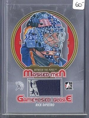 ITG Between The Pipes: 2013 Spring EXPO Masked Men GLOVE /9 - RICK DIPIETRO