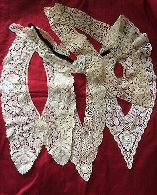 Antique/vintage lace collars