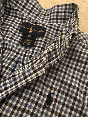 Ralph Lauren Toddler Shirt Aged 2