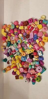 SHOPKINS RANDOM LOT OF 1O SURPRISE MYSTERY + free BONUS with multiple purchase