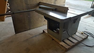Delta Table Saw, Rt40, Used, Excellent Condition