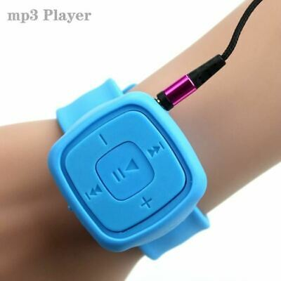 Sport Watch mp3 Player Portable Music Player With Micro TF Card Slot (MP3 ONLY)